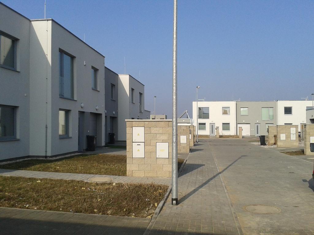 RD Vinoř II - domy v ul.Pelechovská (2)